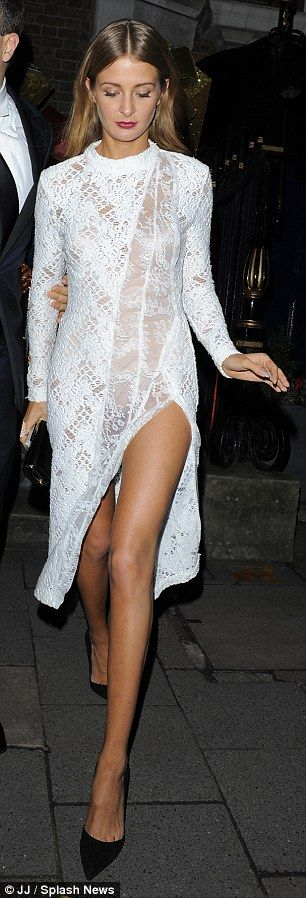 7 dias sete looks de Millie Mackintosh