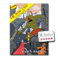 Frugal GM Review: Far Away Land Pawn Pack I