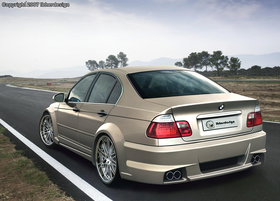 Nye Car Bmw E46 Wallpapers