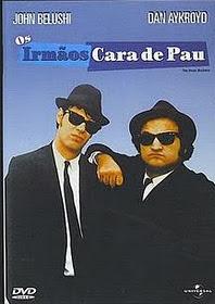 Os Irmãos Cara de Pau Dublado 1980