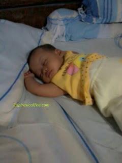 Hanan umur 7 bulan