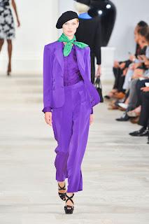 Purple Reign2 2013 Moda Renkleri