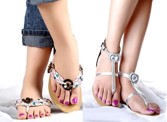 emoo fashion summer shoes collection 2012 for women