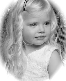 Felicia, 8 år