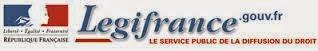 http://www.legifrance.gouv.fr/affichTexte.do?cidTexte=JORFTEXT000000809647&dateTexte=&categorieLien=id