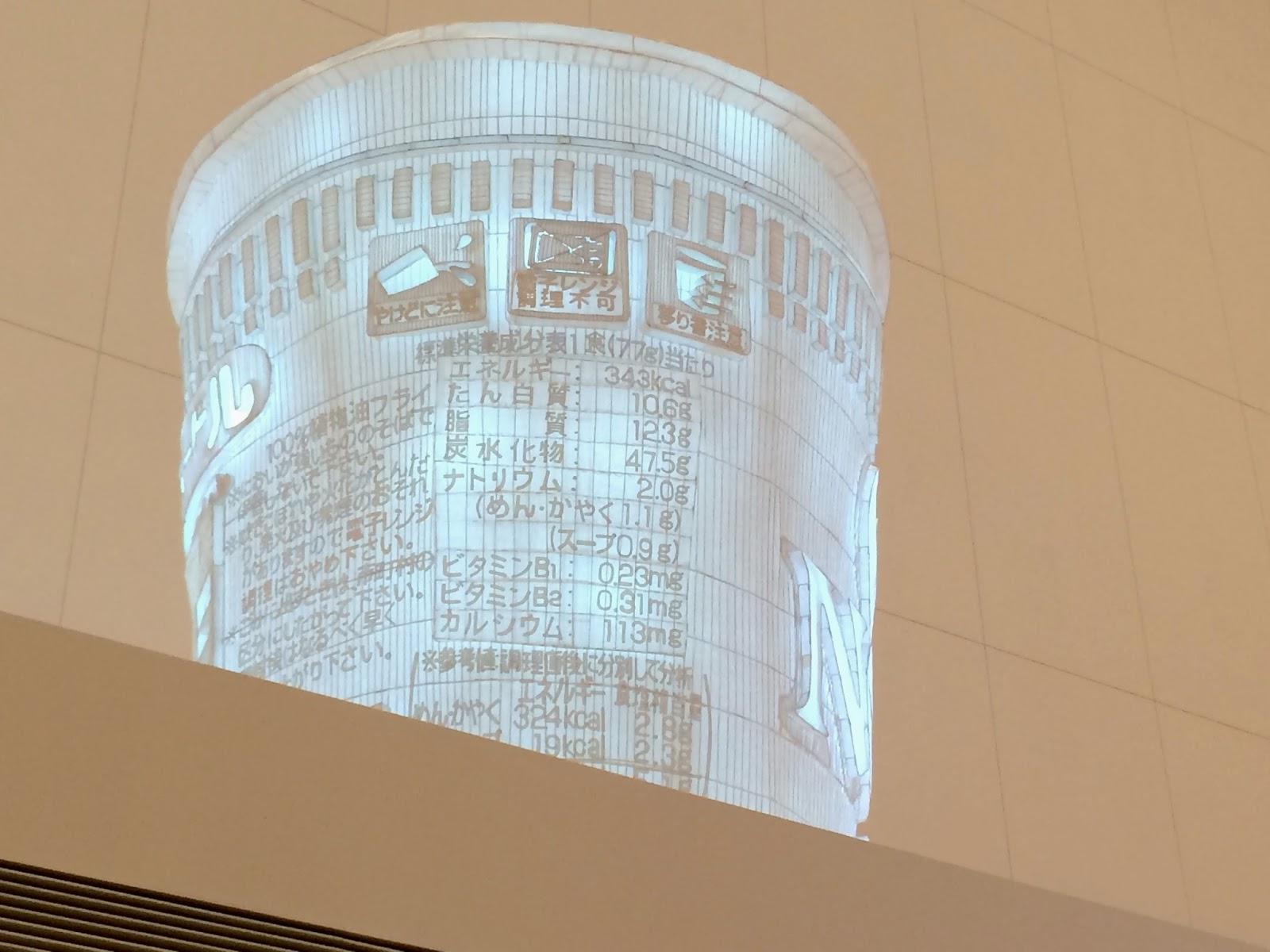 Nissin Cup Noodle Museum yokohama japan