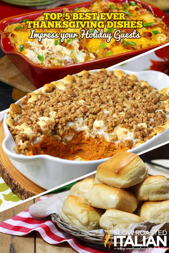 What Your Favorite Thanksgiving Dishes Look Like in 200-Calorie Portions
