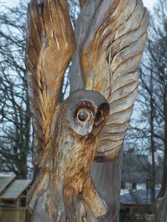 wooden bird savoy park hotel ayr
