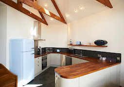 Eco Cottage Kitchen