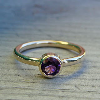 amethyst ring