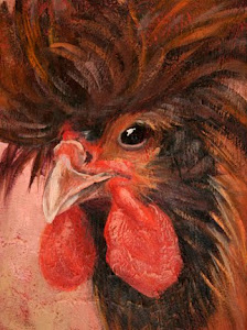 A Chicken Painting Every Day Blog