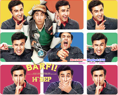 barfi wallpaper, barfi official trailer, barfi mp3 songs free download, barfi pictures free download, barfi movie ranbir kapoor, priyanka chopra, ileana d'cruz, rupa ganguly, rahul garg, saurabh shukla, sumona chakravarti, barfi movie, barfi images, barfi movie 2012