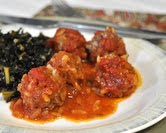 May - Mini Porcupine Meatballs