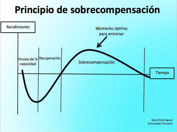 Principio de sobrecompensación del entrenamiento