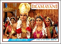 (27th-Jan-13) Zee Tv Ramayan