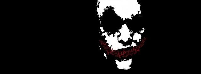 Photo de couverture visage de joker photos pour facebook - Le joker dessin ...