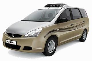 1Malaysia Taxi Photo