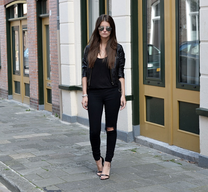 Fashion-Mind BLACK OUTFIT