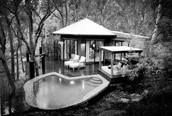 Rumah idaman suasana desa