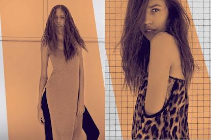 """""""Às vezes acontece falta de profissionalismo no mundo da moda"""" frisa modelo"""