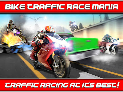 Download Free Game Bike Traffic Race Mania a Real Endless Road Racing Run Hack (All Versions) Unlimited Coins 100% Working and Tested for IOS and Android