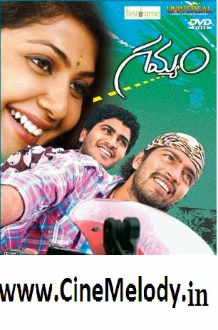 Gamyam Telugu Mp3 Songs Free  Download  2008