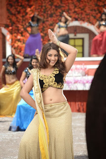 Actress Richa Gangopadhyay Latest  Pictures in Bhai Telugu Movie  0008.jpg