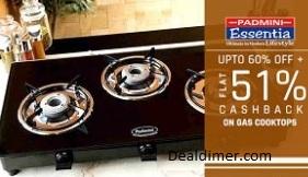 Padmini-gas-stoves-extra-51-cashback-paytm