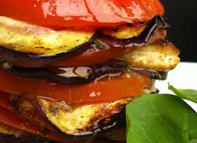Salada Especial Torre Grelhada (vegana)