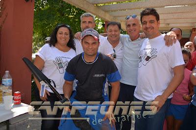 Pesca Aranjuez trofeo del Motín