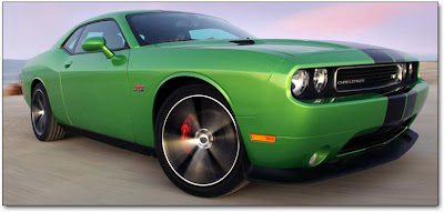 DODGE CHALLENGER 2011 CARS