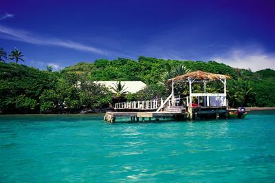 Les échecs au bord de la mer en Martinique