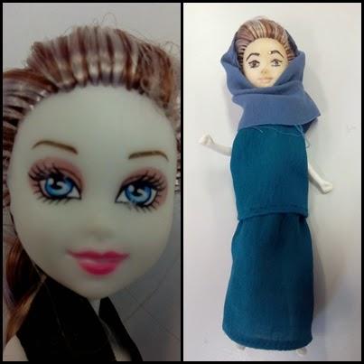 Muñeca de Atocha