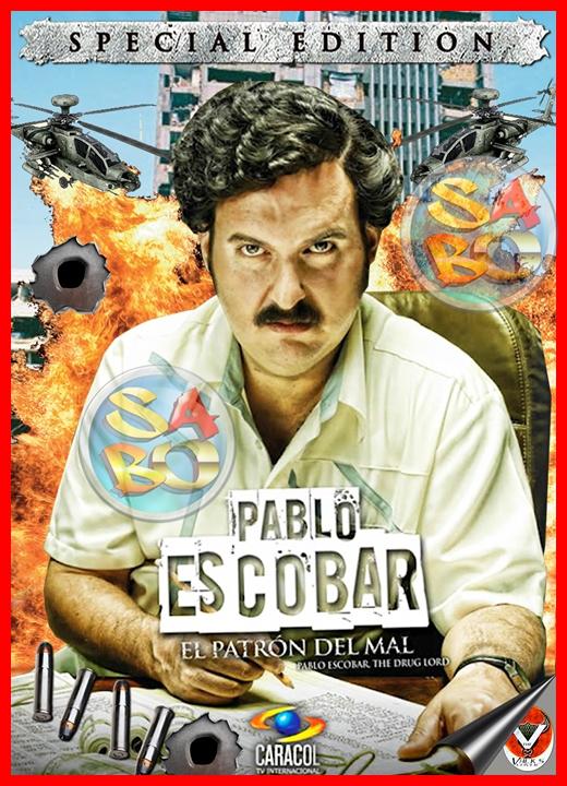 PABLO ESCOBAR EL PATRON DEL MAL (TODOS LOS CAPITULOS