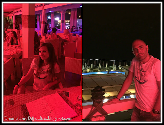 night life in Odessa
