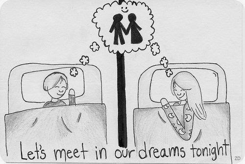 I Can See You In My Dream
