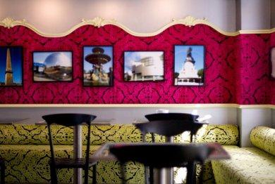 Decore com gigi hoteis de paris charmoss ssimos e baratos for Hotel design sorbonne 6 rue victor cousin