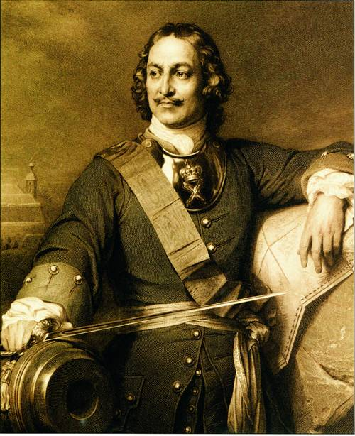 an introduction to the comparison of louis xiv and peter the great Louis xiv and peter the great both achieve self-sufficiency for their state as an absolute monarch by attaining economic and cultural success tax benefits and government funds were used to expand manufacturing by louis xiv.