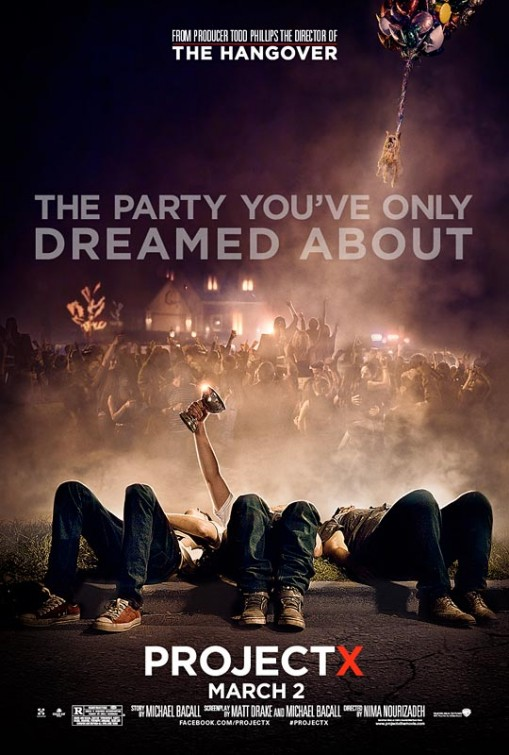 Download Project X Movie