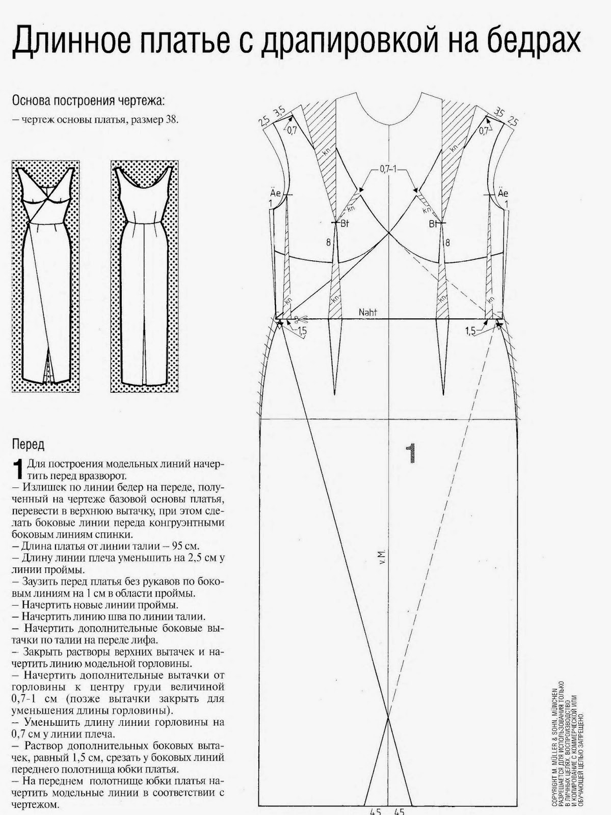 Основы Женской Одежды
