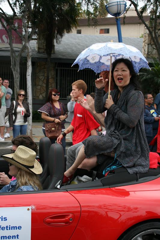 Margaret Cho LA Pride Parade 2011