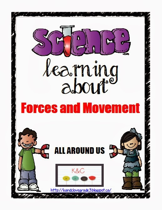 http://www.teacherspayteachers.com/Product/Science-Unit-Forces-Movement-981407