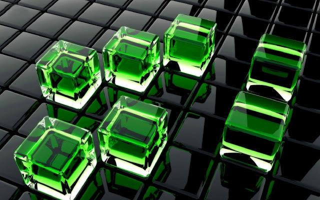Beautiful Wallpaper: Crystal Glass Wallpapers