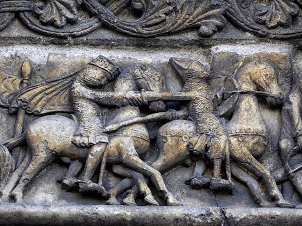 Brawling Knights, Angouleme
