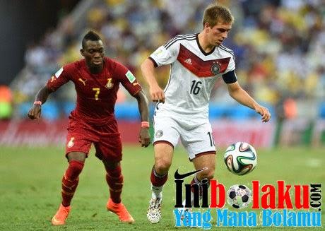 Hasil Imbang 2-2 Dengan Ghana Menurut Lahm Tidak Ada Alasan Buat Germany