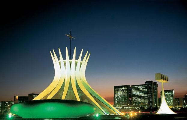 Oscar Niemeyer's Design Brasilia