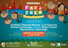 éste sábado 17 participamos del Festival los esperamos!!!!! entrada libre y gratuita !