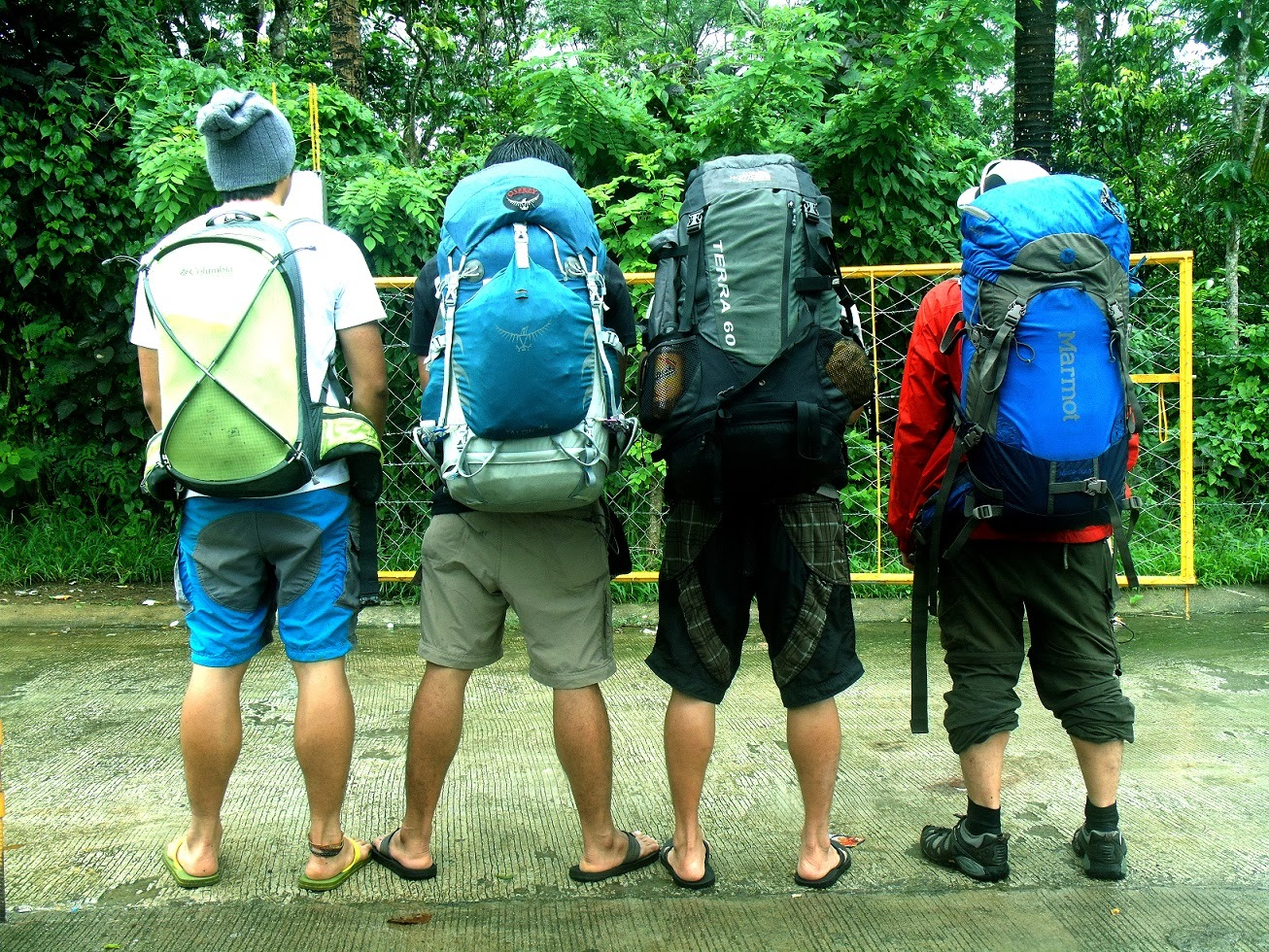 Buying A New Backpack? & LAGATAW: Buying A New Backpack?