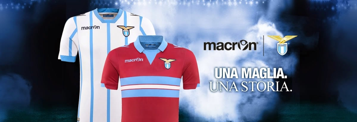 camisetas de futbol Lazio futbol