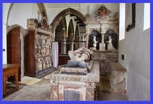 Heneage Recusant Family Chapel